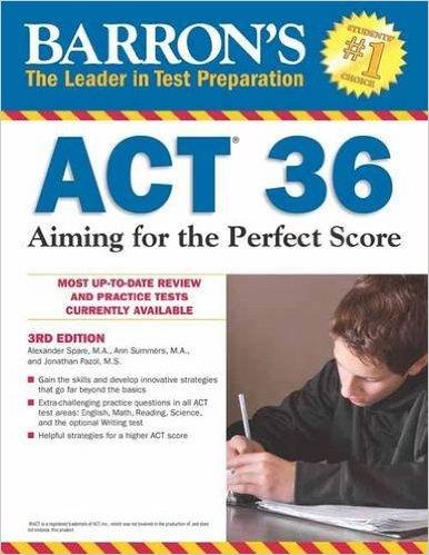 Barron's ACT 36