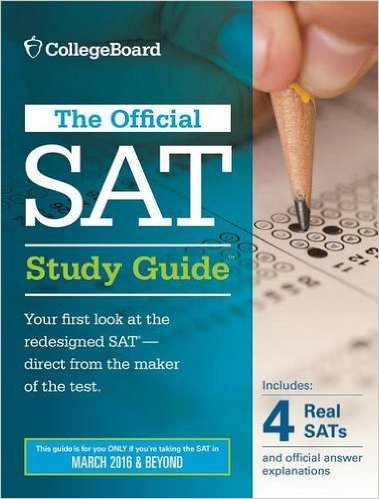 SAT Official Guide