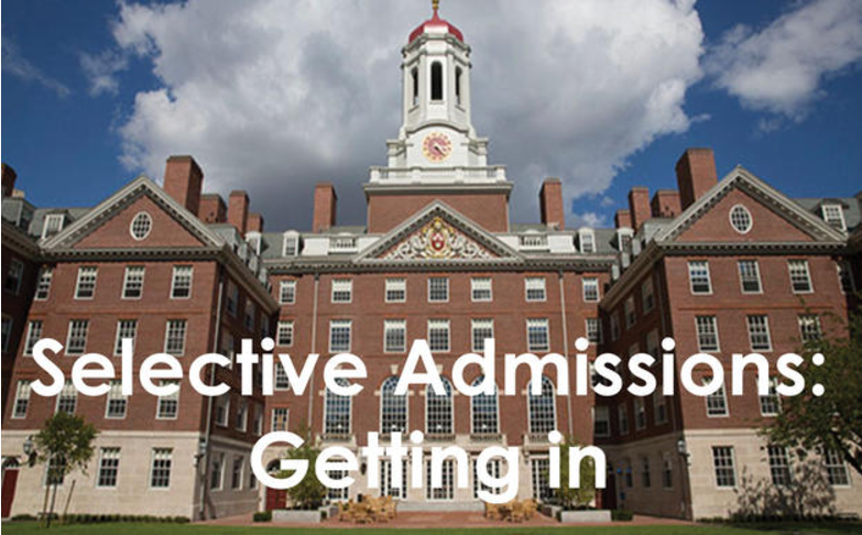 Selective Admissions