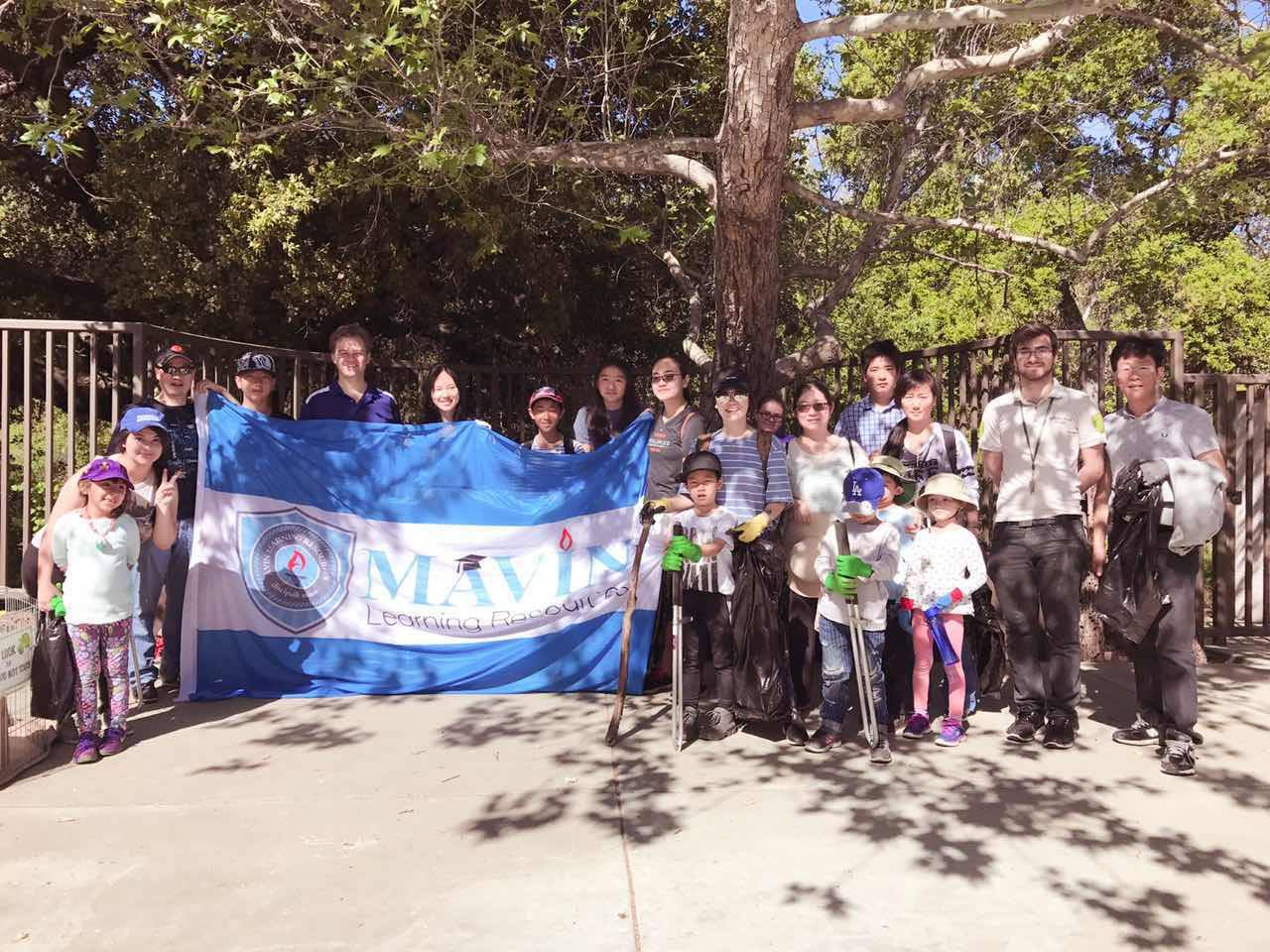 Eaton Canyon Trail Clean Up