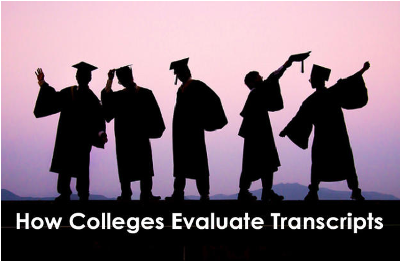 How Colleges Evaluate Transcripts
