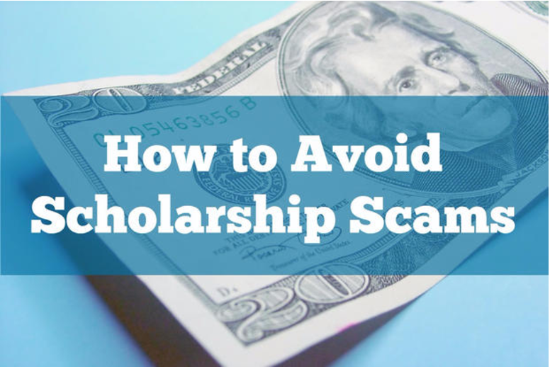 Financial Matters: Watch Out For Scholarship Scams