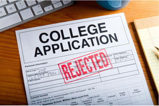 College Rejection