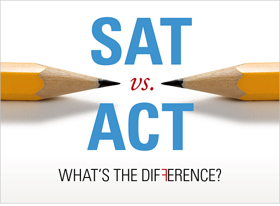 SAT Or ACT? Deciding Which Test Is Right For You