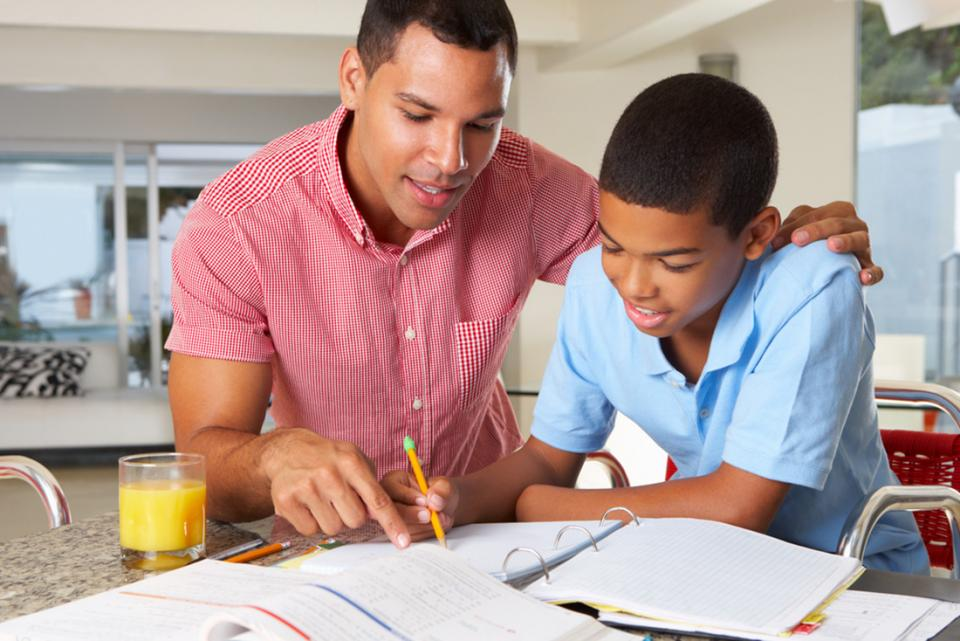 For Parents: Helping Your Child Succeed